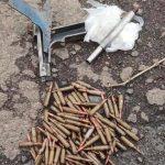 Криворожанин разгуливал по улице с самодельным пистолетом