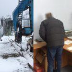 В Днепропетровской области разоблачили деятельность ОПГ, которая скупала и перевозила аграрную продукцию