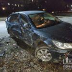 В ДТП в Кривом Роге пострадали двое горожан