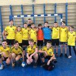 Гандболисты из Кривого Рога заняли третье место на областном чемпионате