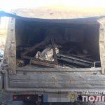 На колесах: в Кривом Роге разоблачили передвижной пункт приема металлолома