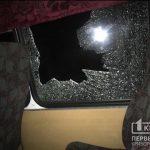 «Теплая встреча в Украине»: в автобус с криворожанами, которые вернулись из Китая, бросали камни