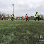 Криворожский «Горняк» обыграл вице-чемпиона города по футболу