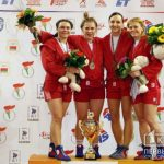 Криворожская самбистка завоевала золото на Кубке мира