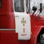 В частном секторе в Кривом Роге на пожаре погиб мужчина