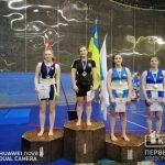 Криворожская сумоистка завоевала два серебря на чемпионате Украины