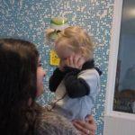 Криворожане удочерили трёхлетнюю девочку | Первый Криворожский