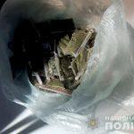 В Кривом Роге задержали 16-летнего парня с наркотиками
