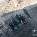 Полиция задержала криворожанина, который носил с собой амфетамин