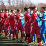 Криворожский «Горняк U-19» уступил место в полуфинале зимнего чемпионата города команде «Дружба»