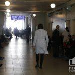 Заболеваемость ОРВИ и гриппом в Днепропетровской области ниже эпидемического порога