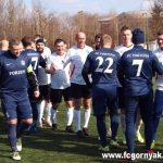 Футбольная команда «Горняк-Ветеран» из Кривого Рога проиграла «Фортуне»