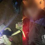 В Кривом Роге задержали осужденного с ножом, который сбежал из больницы