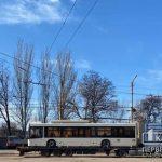 Новыми троллейбусами усилят 10 маршрут в Кривом Роге