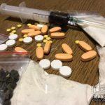 В Кривом Роге рецидивиста приговорили к 5 годам тюрьмы за хранение наркотиков
