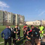 Футбольная команда Кривого Рога «Горняк» проиграла на выездном матче в Полтавской области