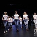 8 марта криворожане устроили в развлекательном центре социальные танцы