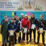 Криворожане завоевали медали на областном турнире по греко-римской борьбе