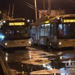 Коммунальный транспорт в Кривом Роге продолжит работать в штатном режиме, не смотря на всеукраинский карантин