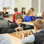 В Покровском районе при поддержке Центрального ГОКа прошел турнир по шахматам