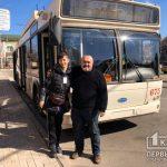 Криворожским кондукторке и водителю троллейбуса выплатят премию