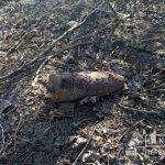 Криворожанин искал в лесополосе металлолом, а нашел мину