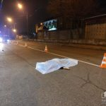 Внимание! Полиция Кривого Рога разыскивает свидетелей смертельного ДТП с пешеходом