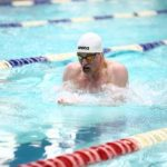 Криворожане завоевали медали на Всеукраинском чемпионате по плаванию