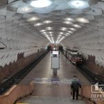 С 18 марта в Кривом Роге прекращают перевозить пассажиров в скоростном трамвае