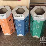 Більше 200 тонн макулатури та 2 тонн пет-пляшок зібрали школярі Кривого Рогу під час сортування вторинної сировини