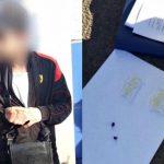 Криворожанин признался копам, что у него есть 20 трубочек с наркотиками