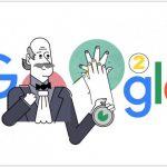 Во время пандемии Google посвятил дудл Игнацу Земмельвейсу