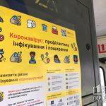Количество инфицированных коронавирусом в Украине увеличилось до ЦИФРА человек