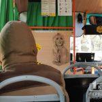 Криворожан обязывают находится в общественном транспорте в масках