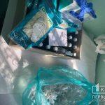 Криворожское транспортное КП за свои деньги закупило очередную партию дезсредств и перчаток для сотрудников