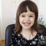 Жизнерадостной двухлетней криворожанке собирают 45 тысяч долларов на лечение в белорусской клинике
