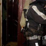 Чрезвычайники спасли криворожанина, который отравился угарным газом в результате пожара