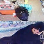 В магазине косметики у криворожанки украли кошелек (ВИДЕО)