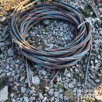 Полицейские задержали криворожан, которые украли кабель на ГОКе