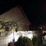 В Кривом Роге поздно ночью 19 спасателей тушили пожар в горящем доме