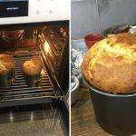 Пошаговый рецепт пасхального хлеба | Первый Криворожский