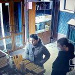 У криворожанки в храме украли телефон (видео)