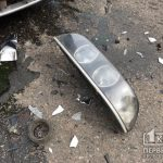 На пешеходном переходе водитель легковушки сбил криворожанина