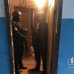 Полицейские Кривого Рога задержали мужчину, который скрывался от органов власти