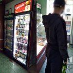 В Кривом Роге продавца оштрафуют за продажу алкоголя несовершеннолетнему