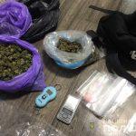 В Кривом Роге полицейские задержали членов преступной группировки с наркотиками на четверть миллиона гривен