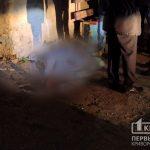Стрельба на Дышинского в Кривом Роге: убита женщина, ранен мужчина