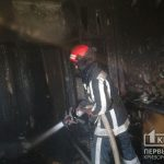 Второй раз за месяц в криворожской многоэтажке горела квартира