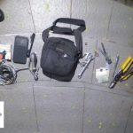 Полицейские задержали криворожанина, который украл кондиционер