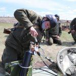 Артиллерийская оборона: в Кривом Роге продолжаются учения нацгвардейцев